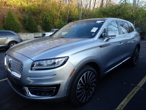 Silver Radiance 2020 Lincoln Nautilus Black Label AWD