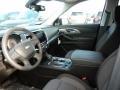Chevrolet Traverse LT Black Cherry Metallic photo #6
