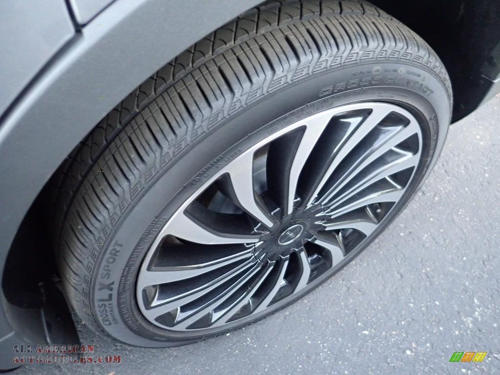 2020 Nautilus Black Label AWD - Silver Radiance / Throughbred Theme Jet Black/Chestnut photo #5