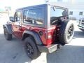 Jeep Wrangler Sport 4x4 Snazzberry Pearl photo #4