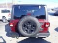 Jeep Wrangler Sport 4x4 Snazzberry Pearl photo #5