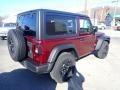Jeep Wrangler Sport 4x4 Snazzberry Pearl photo #6