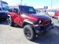 Jeep Wrangler Sport 4x4 Snazzberry Pearl photo #8