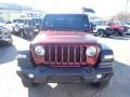 Jeep Wrangler Sport 4x4 Snazzberry Pearl photo #9