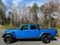 Jeep Gladiator Willys 4x4 Hydro Blue Pearl photo #1