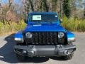 Jeep Gladiator Willys 4x4 Hydro Blue Pearl photo #3