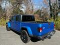 Jeep Gladiator Willys 4x4 Hydro Blue Pearl photo #9