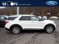 Ford Explorer Limited 4WD Oxford White photo #1