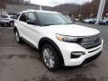 Ford Explorer Limited 4WD Oxford White photo #3