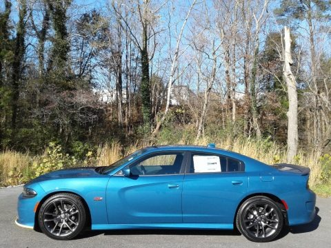 Frostbite 2020 Dodge Charger R/T Scat Pack