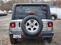 Jeep Wrangler Unlimited Sport 4x4 Billet Silver Metallic photo #7