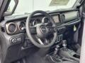 Jeep Wrangler Unlimited Sport 4x4 Billet Silver Metallic photo #10