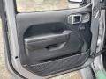 Jeep Wrangler Unlimited Sport 4x4 Billet Silver Metallic photo #12
