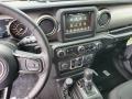 Jeep Wrangler Unlimited Sport 4x4 Billet Silver Metallic photo #14