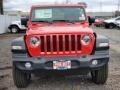 Jeep Wrangler Unlimited Sport 4x4 Firecracker Red photo #3