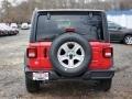 Jeep Wrangler Unlimited Sport 4x4 Firecracker Red photo #7