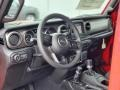 Jeep Wrangler Unlimited Sport 4x4 Firecracker Red photo #10