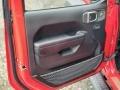 Jeep Wrangler Unlimited Sport 4x4 Firecracker Red photo #12