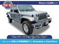 Jeep Gladiator Sport 4x4 Billet Silver Metallic photo #1