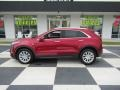 Cadillac XT4 Luxury Red Horizon Tintcoat photo #1