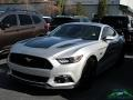 Ford Mustang GT Premium Coupe Ingot Silver photo #1