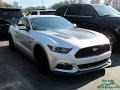 Ford Mustang GT Premium Coupe Ingot Silver photo #2