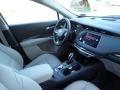 Cadillac XT4 Luxury AWD Crystal White Tricoat photo #9