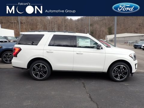 Star White 2020 Ford Expedition Limited 4x4