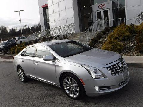 Radiant Silver Metallic 2013 Cadillac XTS Luxury AWD