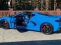 Chevrolet Corvette Stingray Coupe Rapid Blue photo #6