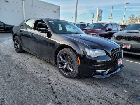 Gloss Black 2021 Chrysler 300 S