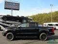 Ford Ranger XLT SuperCrew 4x4 Shadow Black photo #2