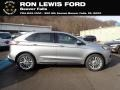 Ford Edge Titanium AWD Iconic Silver Metallic photo #1