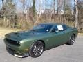 Dodge Challenger R/T Scat Pack F8 Green photo #2