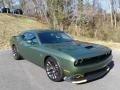 Dodge Challenger R/T Scat Pack F8 Green photo #4