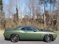 Dodge Challenger R/T Scat Pack F8 Green photo #5