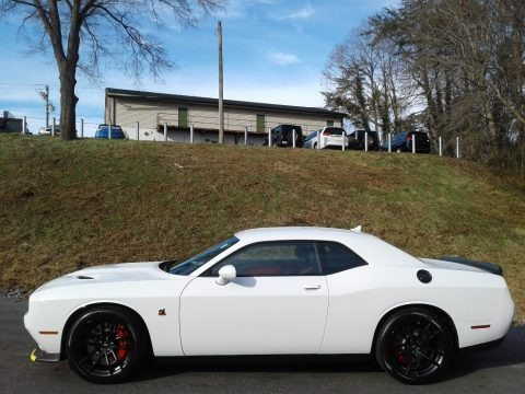 White Knuckle 2021 Dodge Challenger R/T Scat Pack