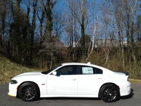 White Knuckle 2021 Dodge Charger Scat Pack