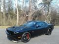 Dodge Challenger R/T Scat Pack Pitch Black photo #2