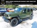 Jeep Wrangler Unlimited Sahara Altitude 4x4 Sarge Green photo #1