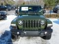 Jeep Wrangler Unlimited Sahara Altitude 4x4 Sarge Green photo #2