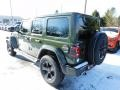 Jeep Wrangler Unlimited Sahara Altitude 4x4 Sarge Green photo #8