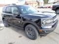 Ford Bronco Sport Big Bend 4x4 Shadow Black photo #8