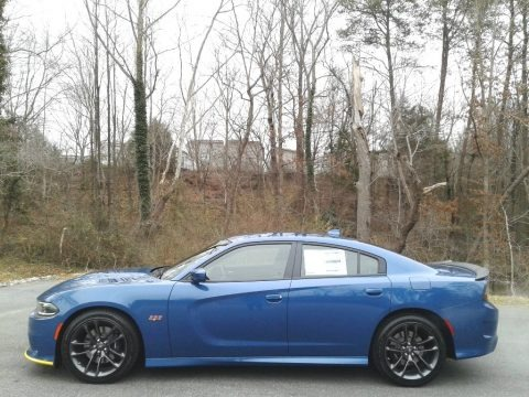 Frostbite 2021 Dodge Charger Scat Pack