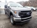 Ford F350 Super Duty XL SuperCab 4x4 Carbonized Gray photo #3