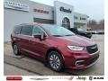Chrysler Pacifica Touring L Velvet Red Pearl photo #1
