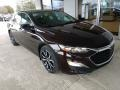 Chevrolet Malibu RS Black Cherry Metallic photo #2