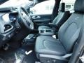 Chrysler Pacifica Hybrid Touring Granite Crystal Metallic photo #11