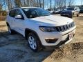 Jeep Compass Latitude 4x4 White photo #1