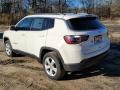 Jeep Compass Latitude 4x4 White photo #6